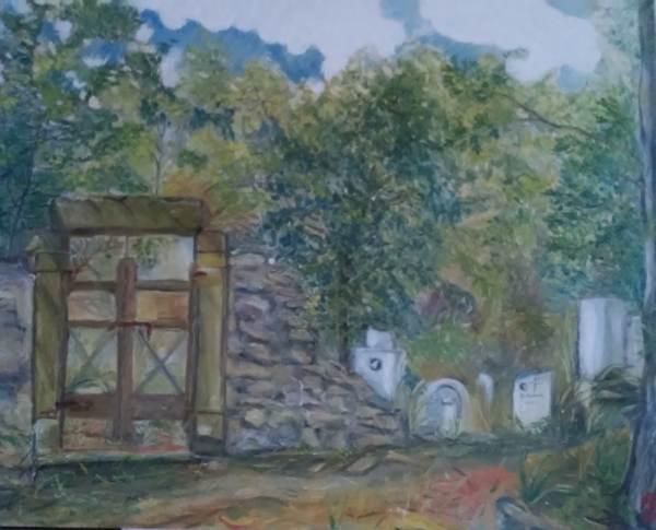 Cimitero di montagna - Paola Renzetti